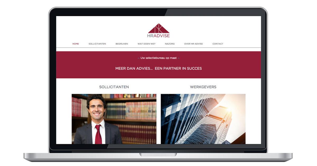 nieuwe website door An Wens Webdesign Brasschaat