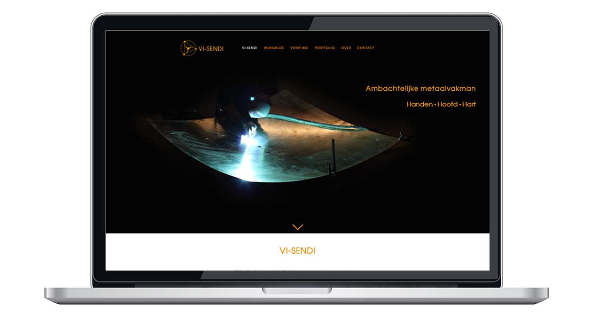 nieuwe website door An Wens Webdesign uit Ranst