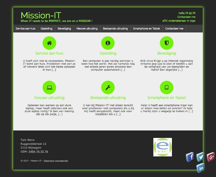 Mission IT