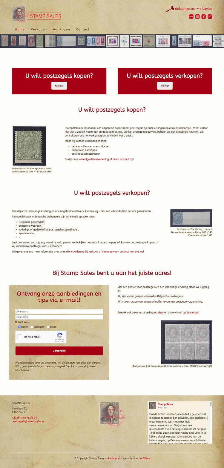 Stampsales Brecht