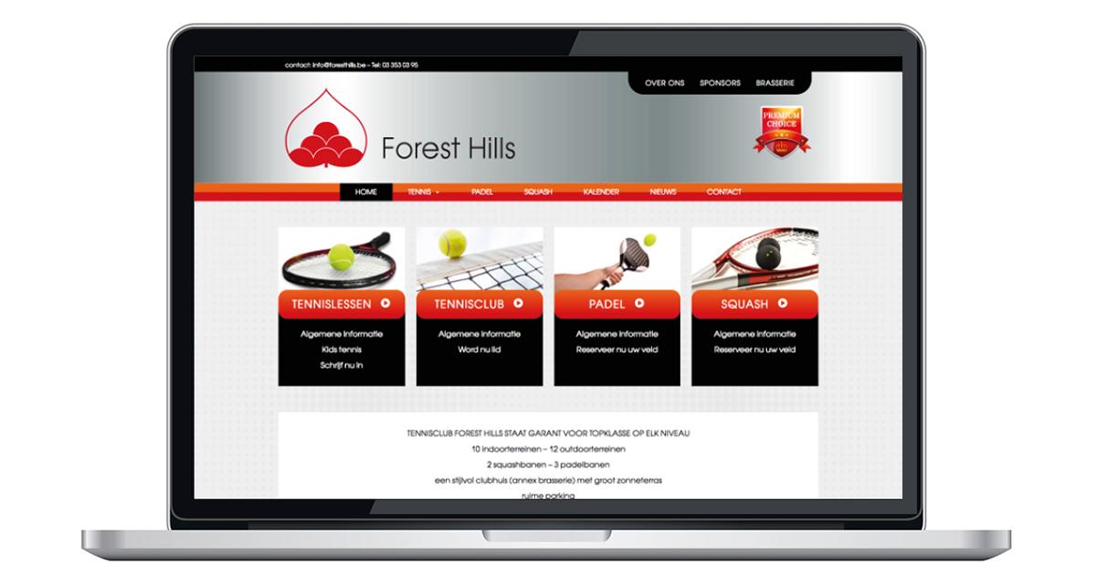 nieuwe website door an wens webdesign wommelgem