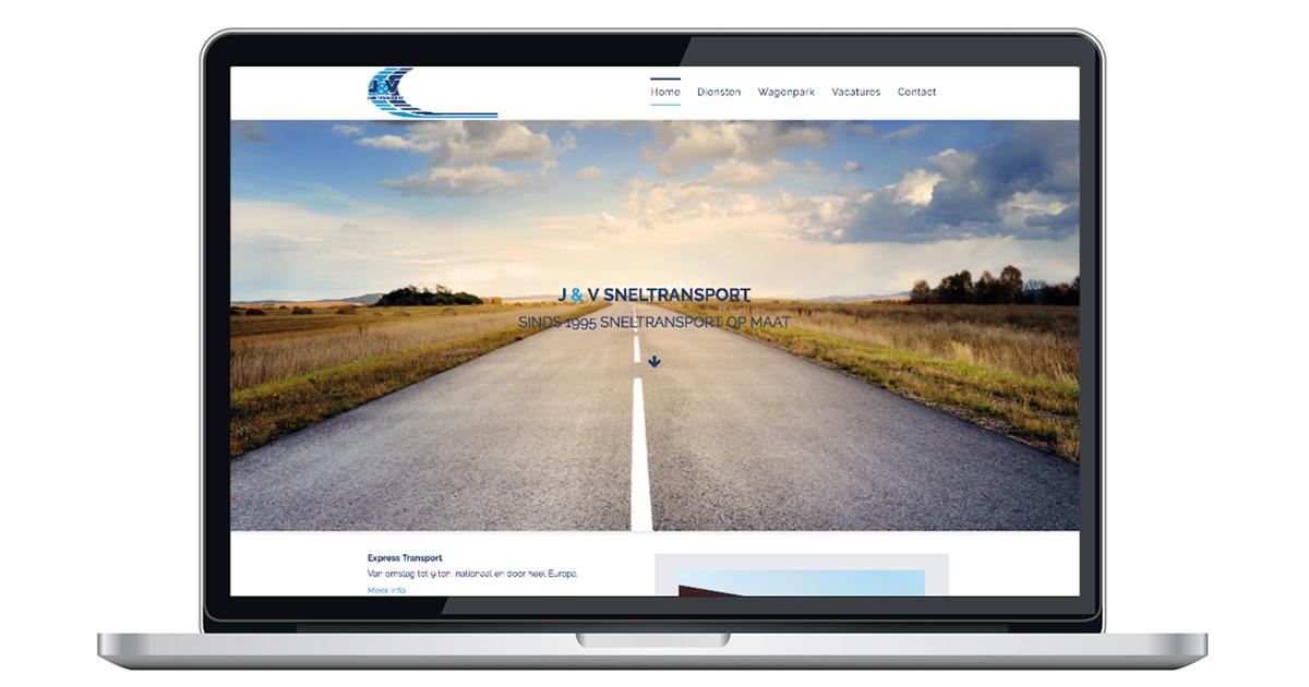 nieuwe website door an wens webdesign wilrijk