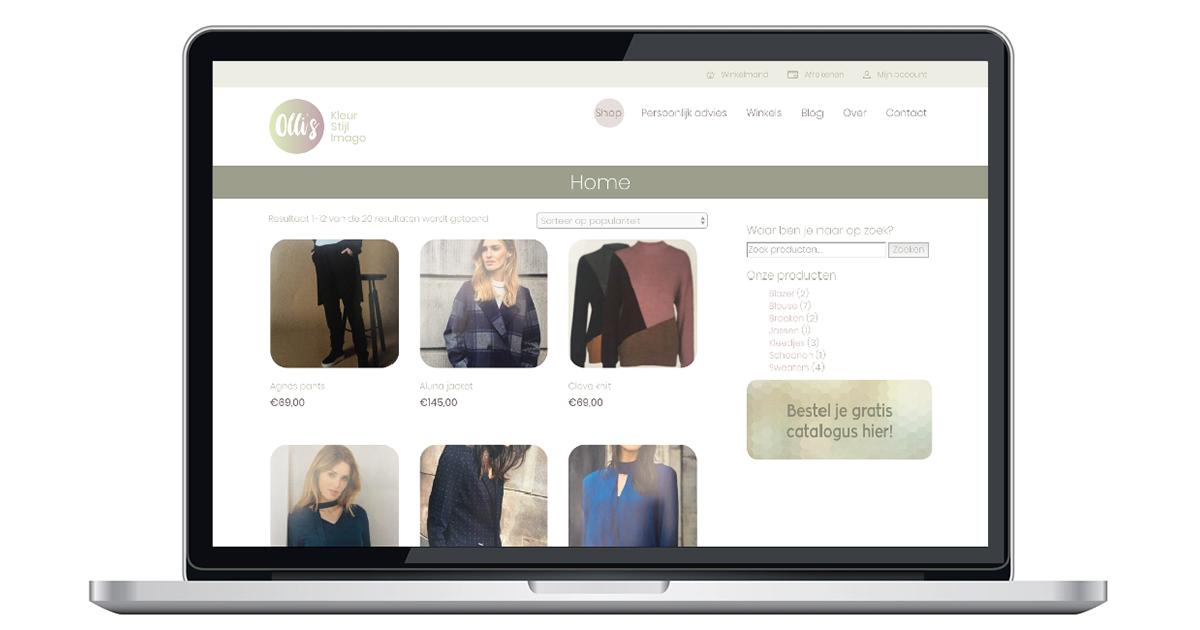 nieuwe website door an wens webdesign oelegem