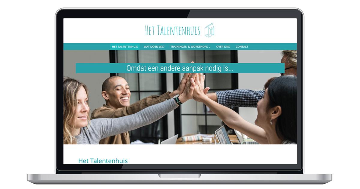nieuwe website door webdesign an wens emblem