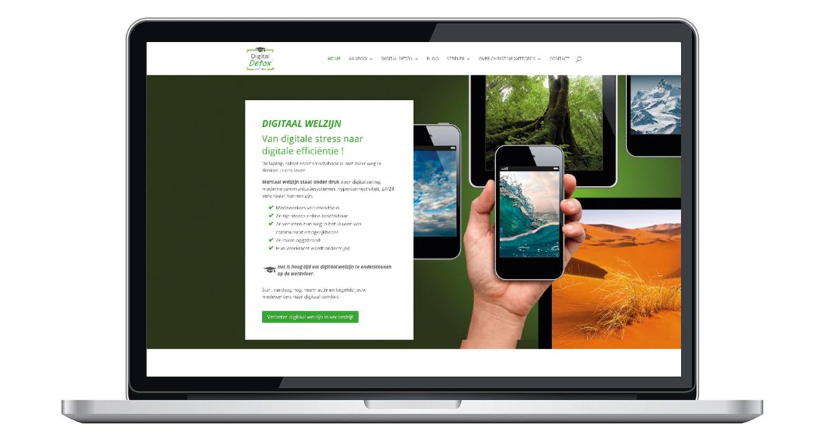 webdesign An Wens Kontich